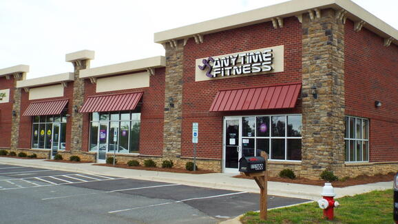 Anytime Fitness 39 Recommendations Stallings Nc