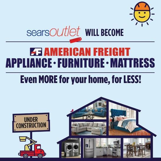 American Freight Sears Outlet Appliance Furniture Mattress 22 Recommendations Richmond Va
