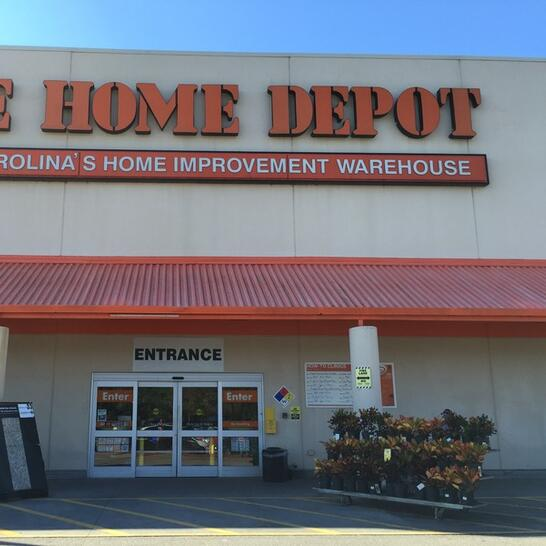 The Home Depot 611 Recommendations Murrells Inlet Sc