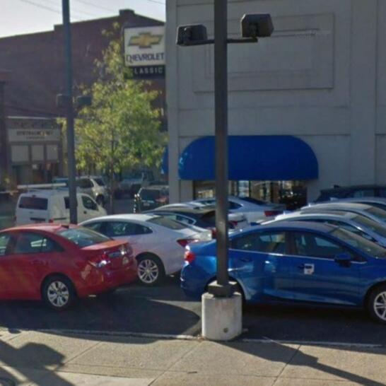 Classic Chevrolet 29 Recommendations Bellevue Pa