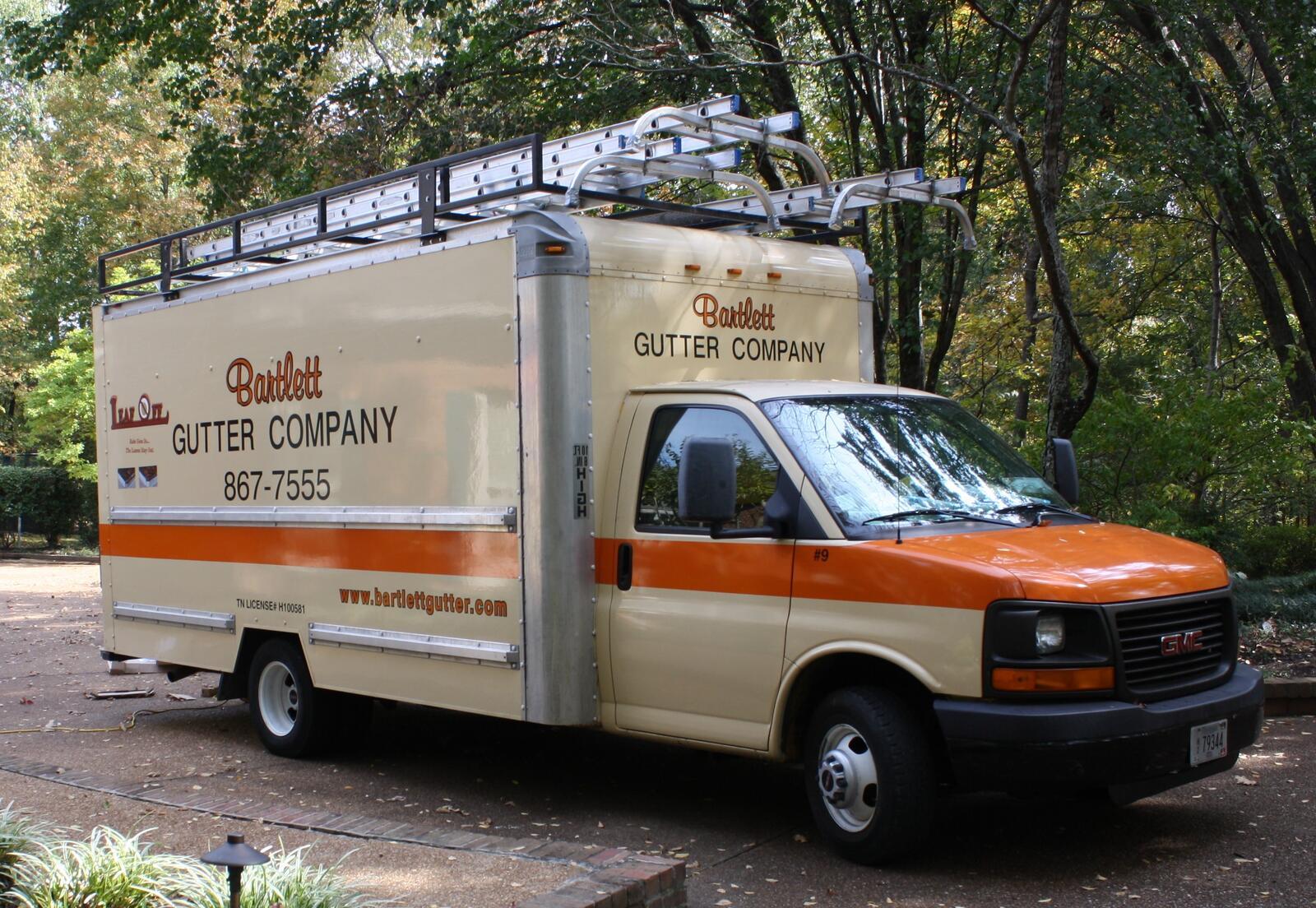 Bartlett Gutter Company Inc 162 Recommendations Arlington Tn