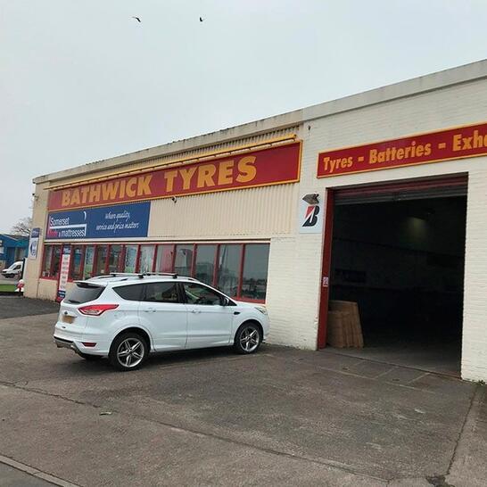 Bathwick Tyres Team Protyre