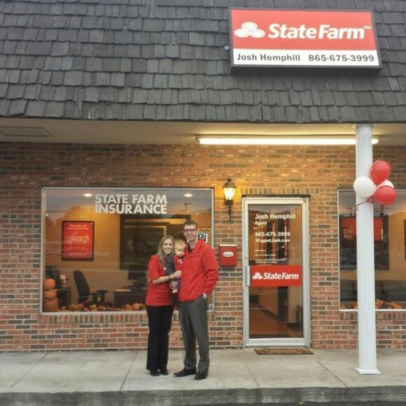 Josh Hemphill State Farm Farragut 4 Recommendations Farragut Tn