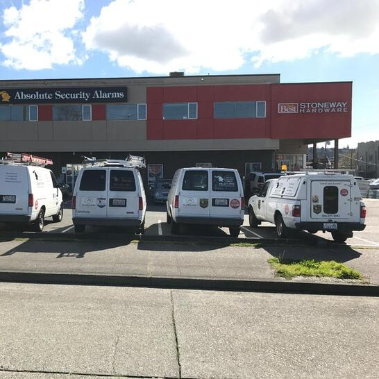 Absolute Security Alarms Llc 2 Recommendations Mountlake Terrace Wa