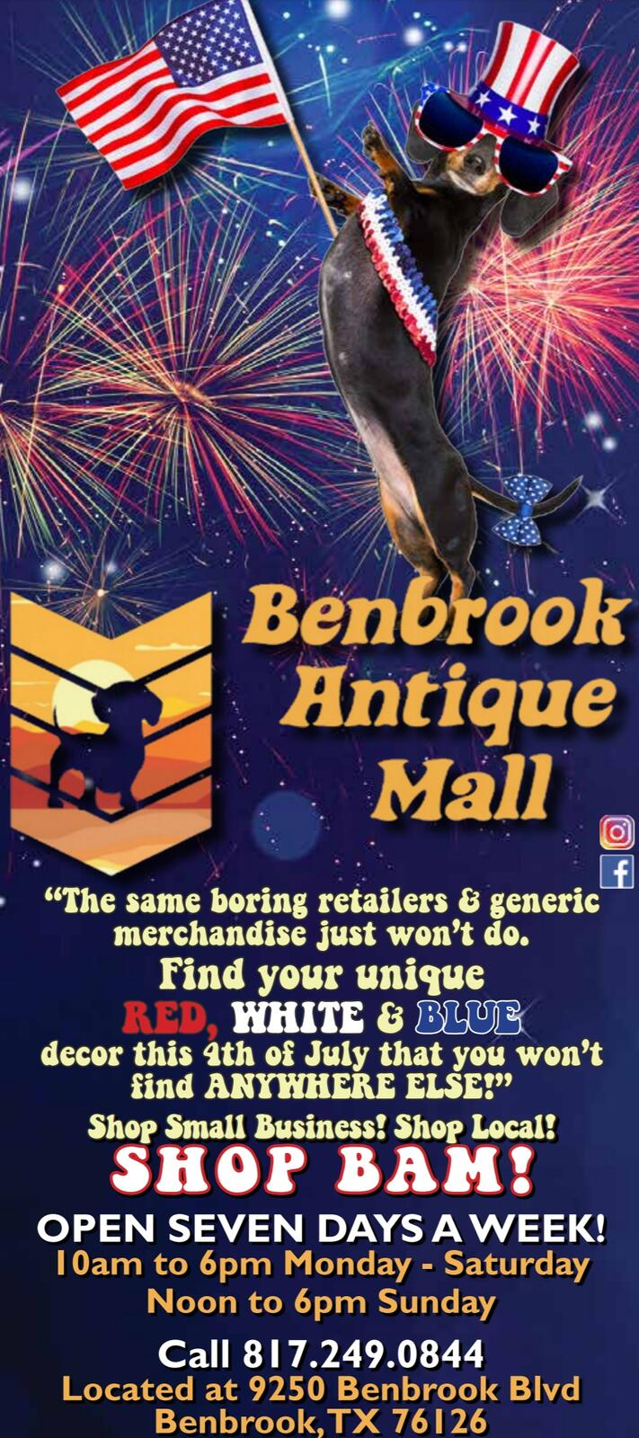 benbrook antique mall