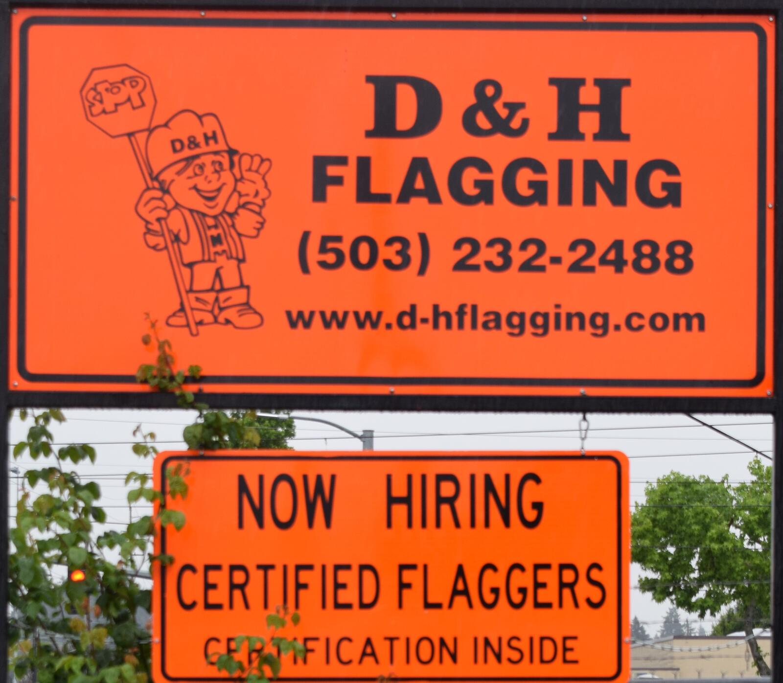 D H Flagging Inc 3 Recommendations Portland Or