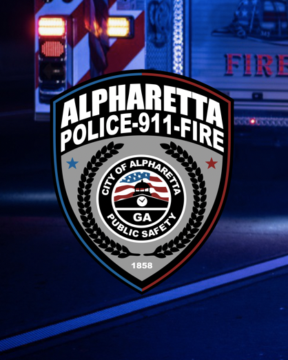 Alpharetta Department of Public Safety - 97 Crime and Safety
