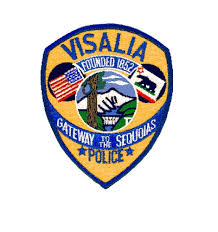 Visalia Police Department - 168 Crime and Safety updates