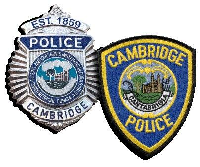 Cambridge Police Department - 241 Crime and Safety updates &mdash