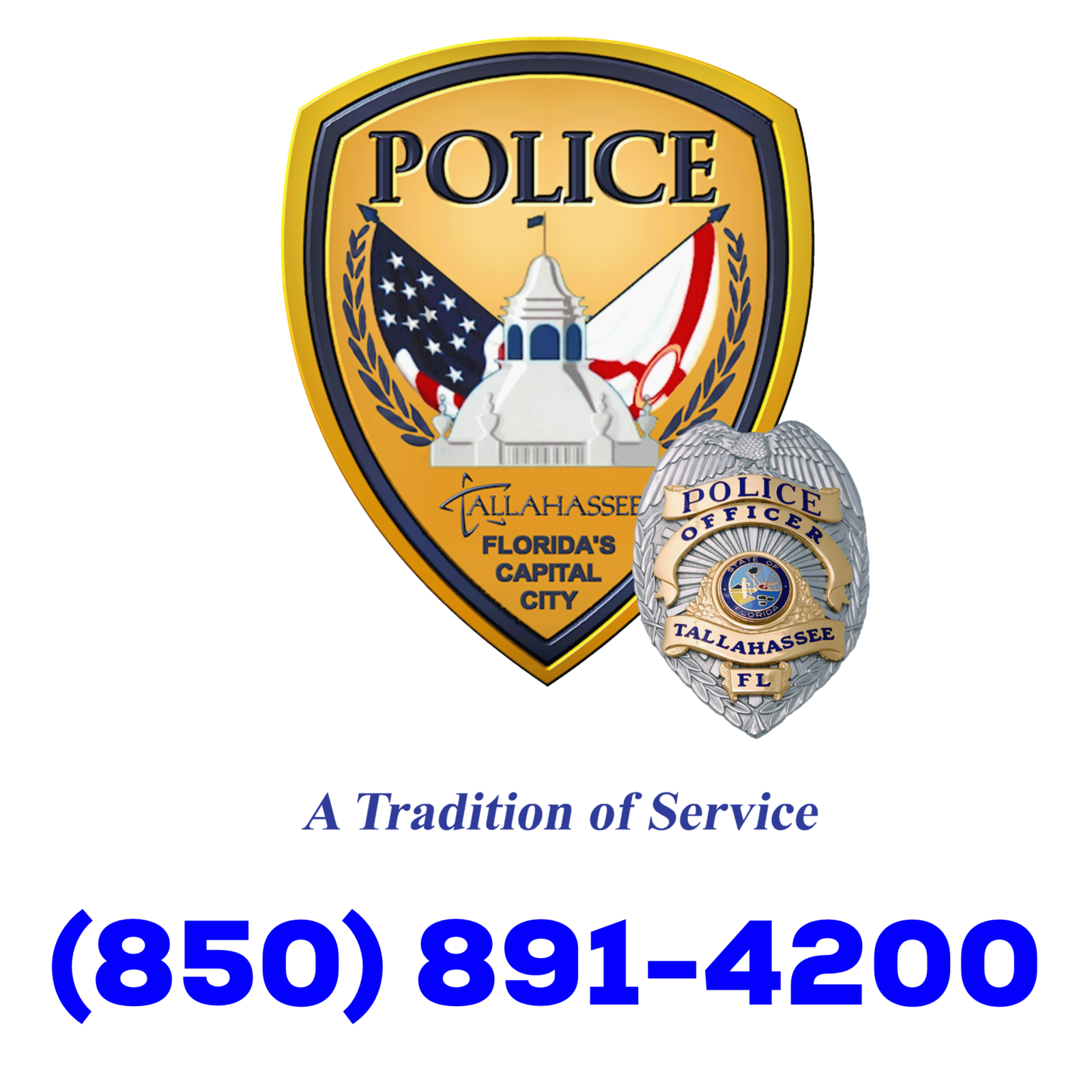Tallahassee Police Department - 405 Crime and Safety updates