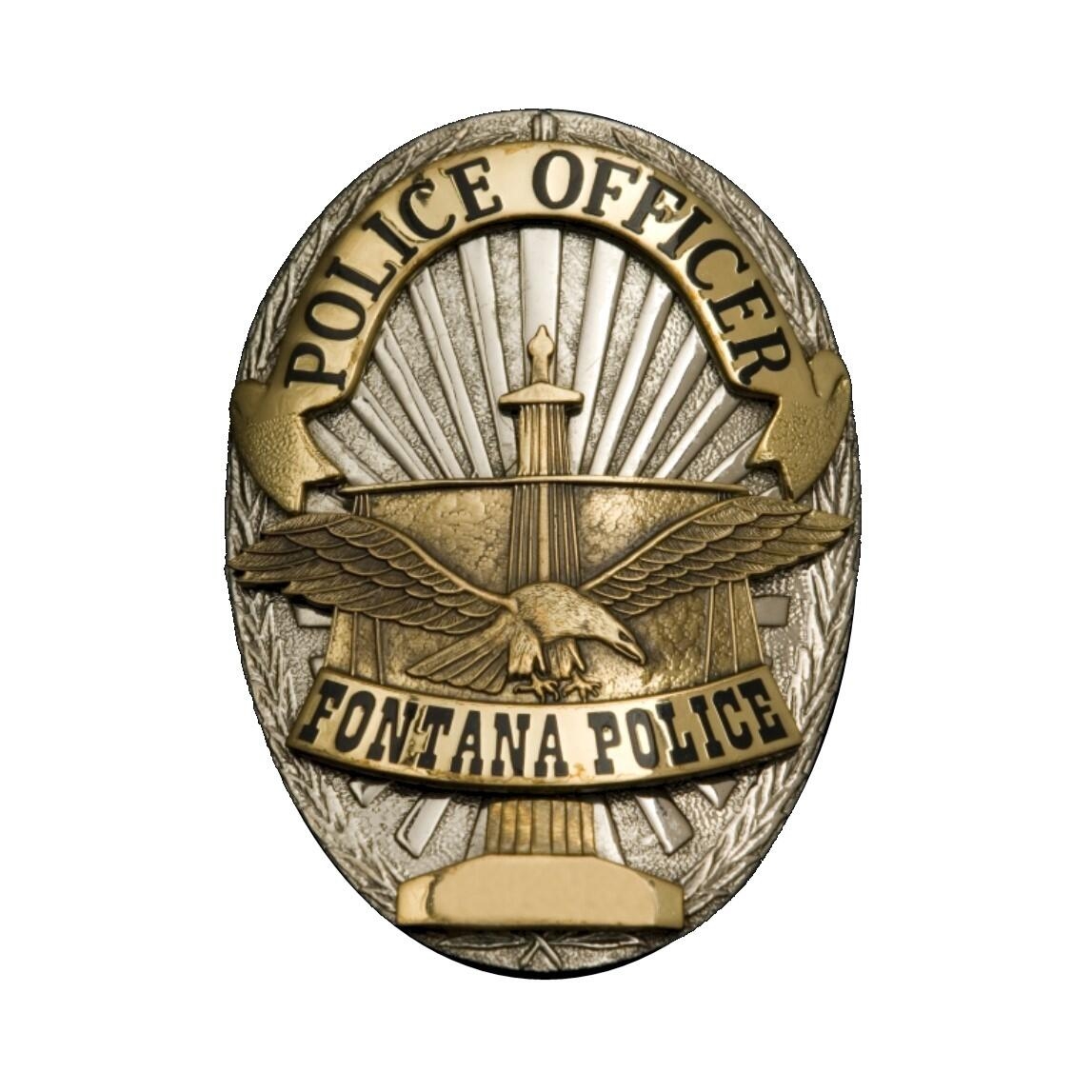 Fontana Police Department - 822 Crime and Safety updates