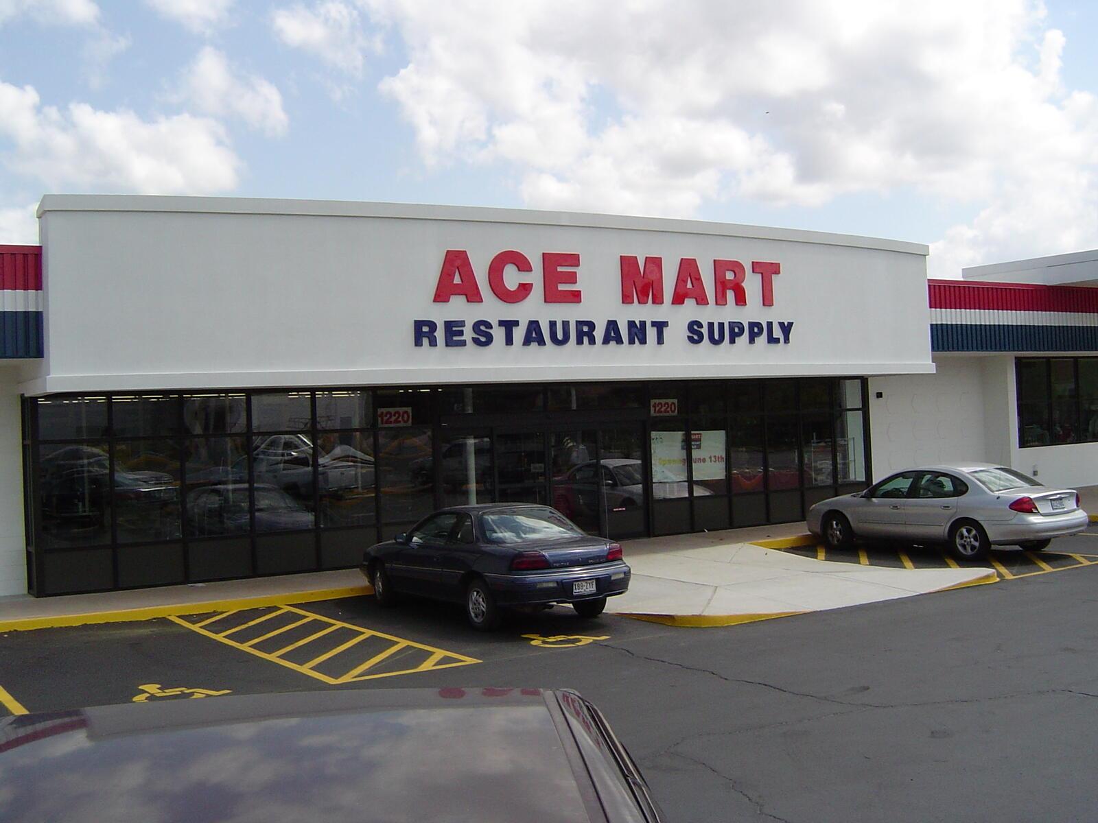 Ace Mart Restaurant Supply 1 Recommendation San Antonio Tx