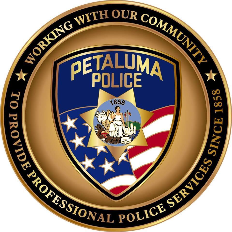 Petaluma Police Department 785 Crime And Safety Updates Mdash