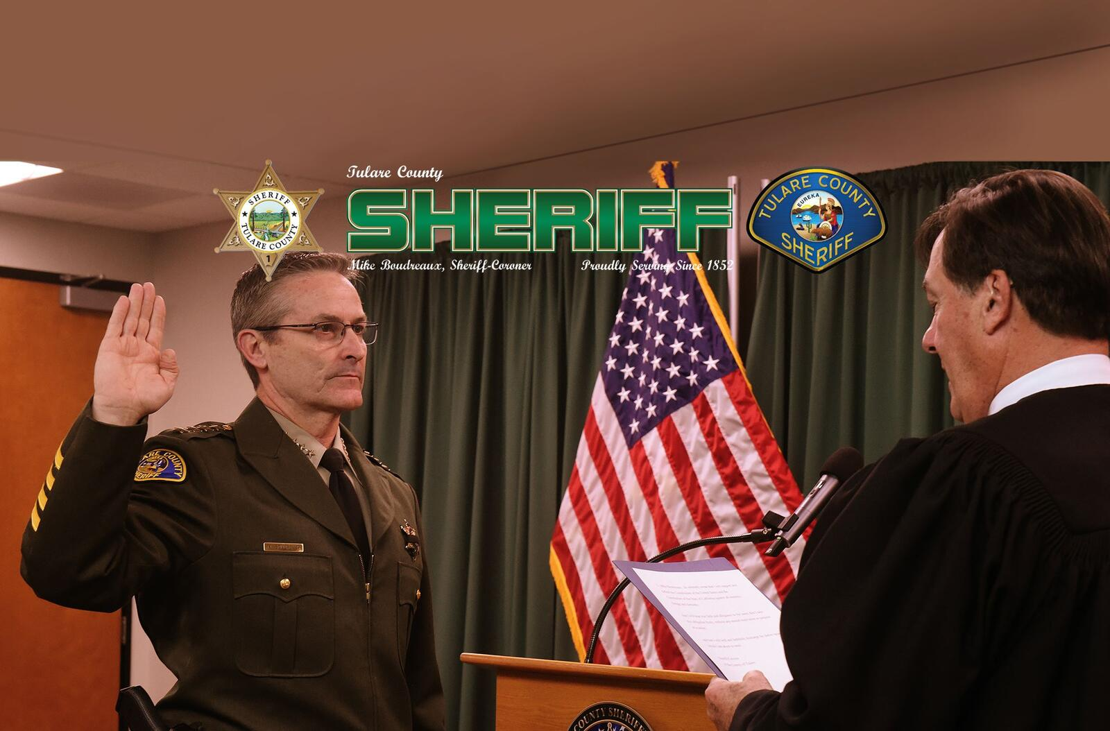 Tulare County Sheriff's Office - 18 Crime and Safety updates