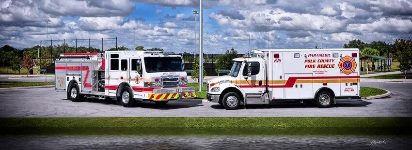 Polk County Fire Rescue - 11 Public Safety updates &mdash
