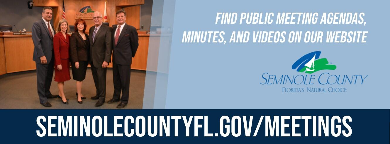Seminole County - 1323 updates &mdash
