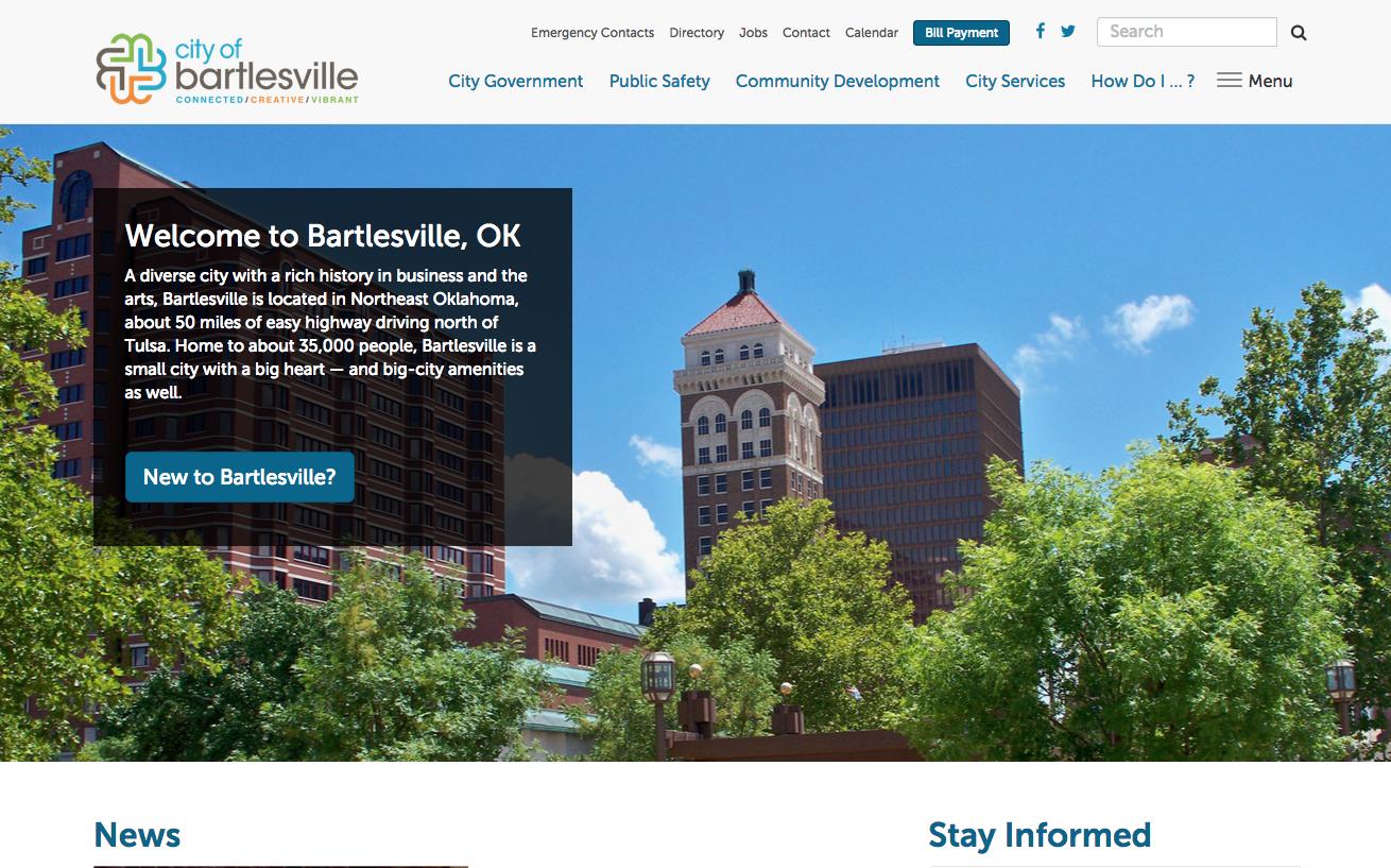 City of bartlesville oklahoma jobs