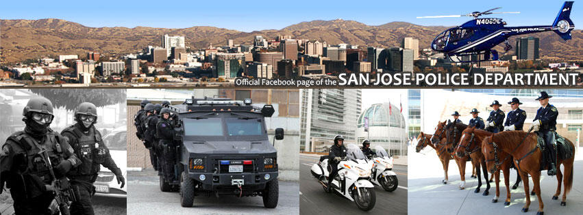San José Police Department - 215 Crime and Safety updates