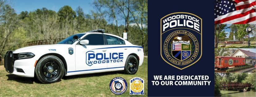 Woodstock Police Department - 15 Crime and Safety updates