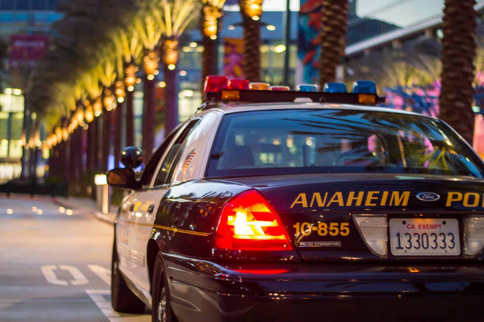 Anaheim Police Department - 94 Crime and Safety updates