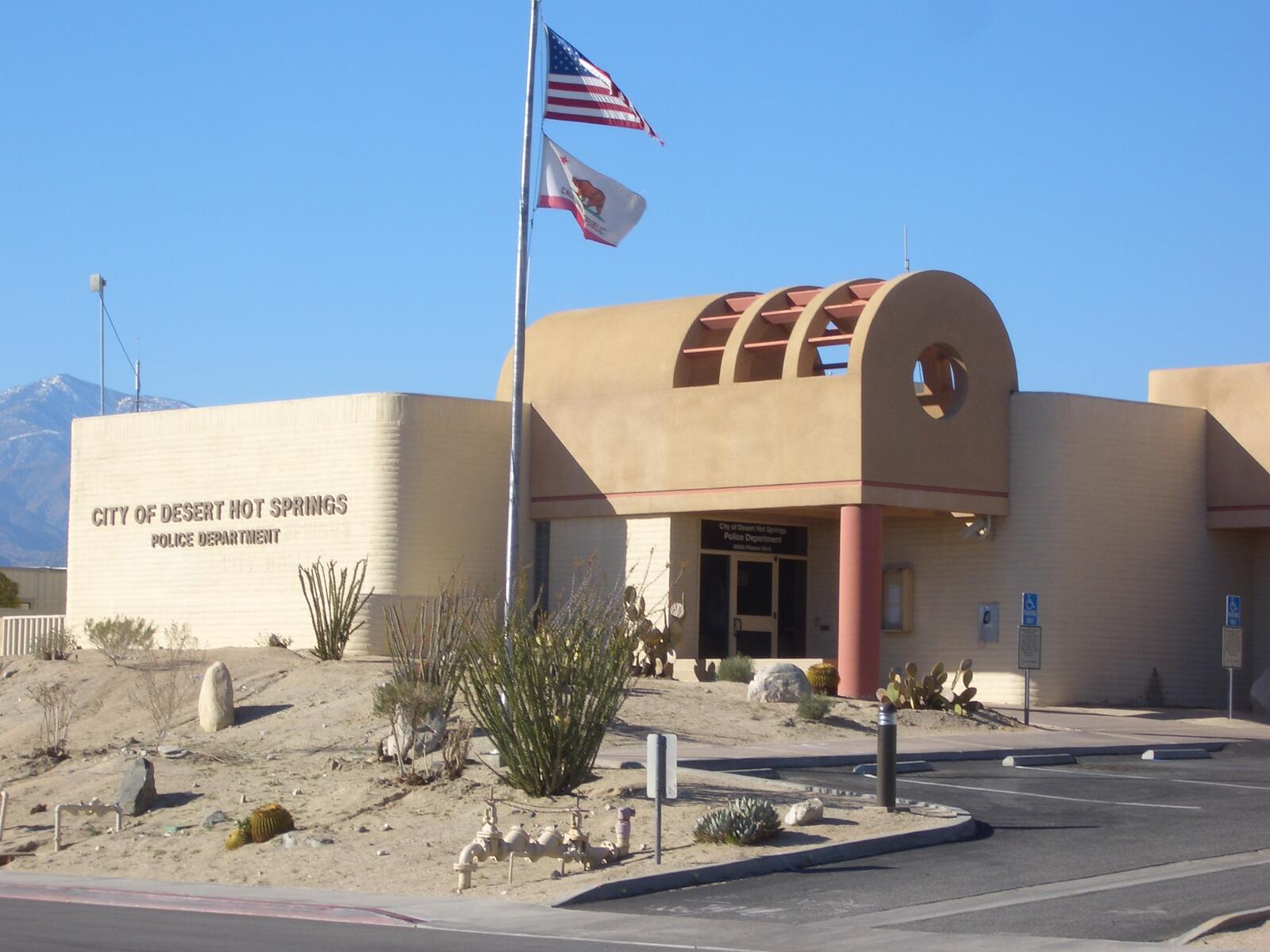 Desert Hot Springs Police Department - 793 Crime and Safety updates