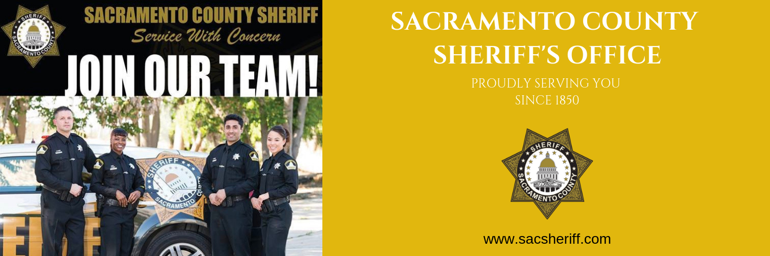 Sacramento County Sheriff's Office - 1068 Crime and Safety updates