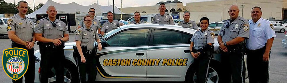 Gaston County Police Department - 367 Crime and Safety