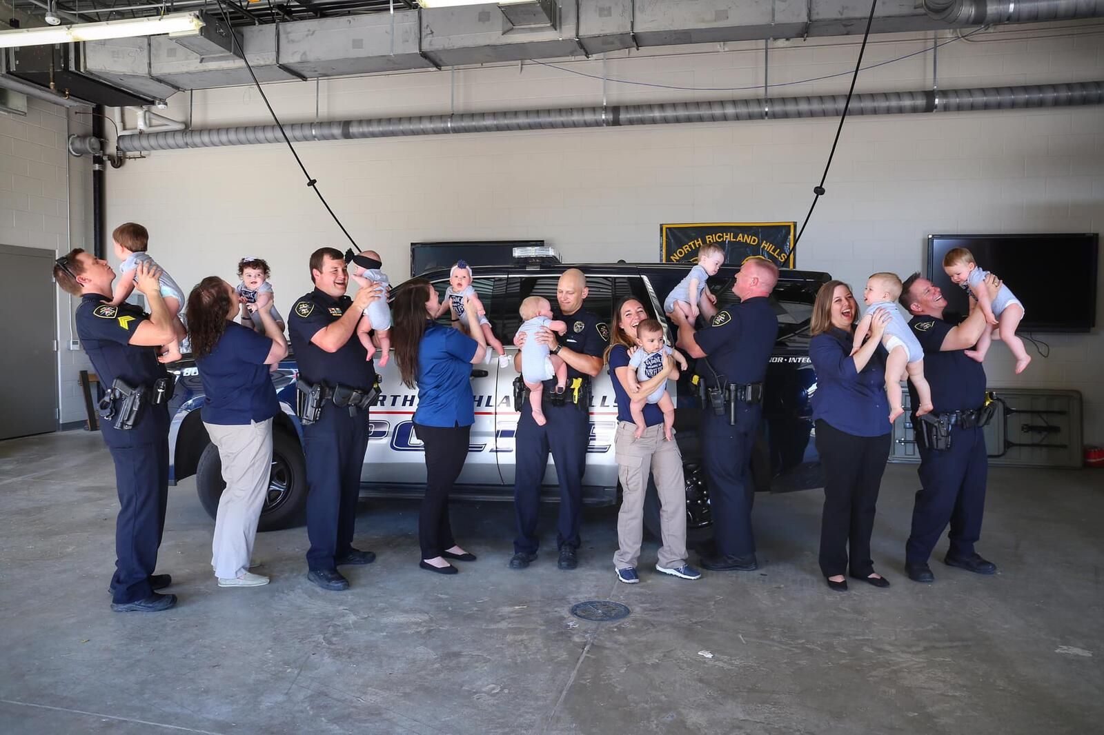 North Richland Hills Police Department - 97 Crime and Safety