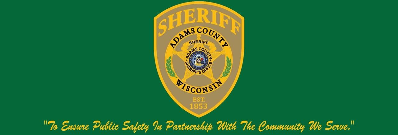 Adams County Sheriff's Office current outstanding warrants