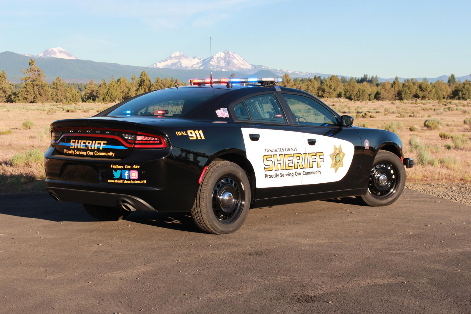 Deschutes County Sheriff's Office - 26 Crime and Safety