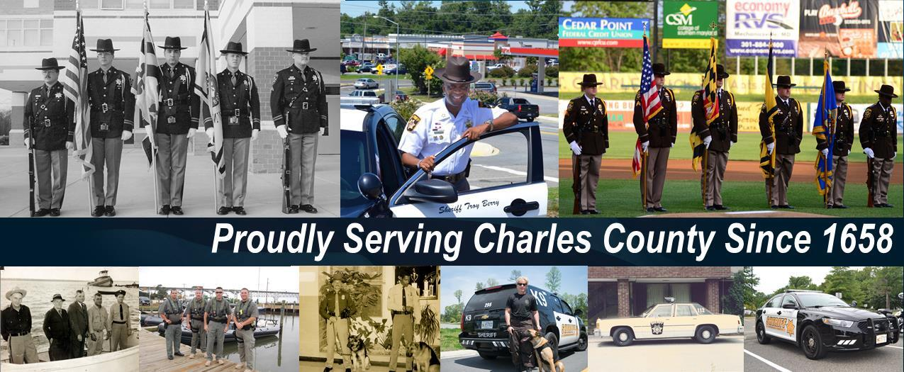 Charles County Sheriff's Office - 122 Crime and Safety