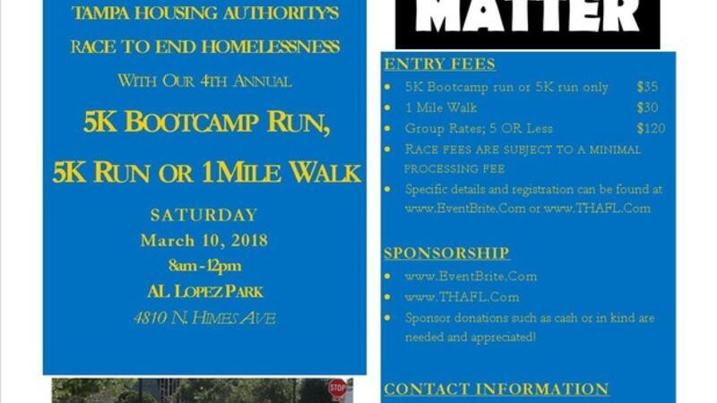 Mar 10 · 5K Run ---The 4th Annual Race to End Homelessness — Nextdoor