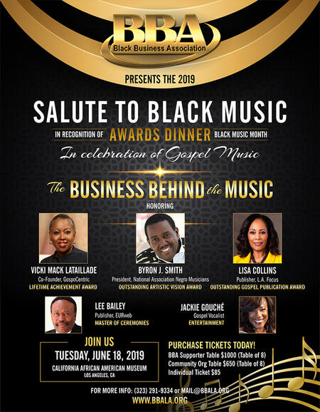Jun 18 · Black Business Association presents the 2019 Salute