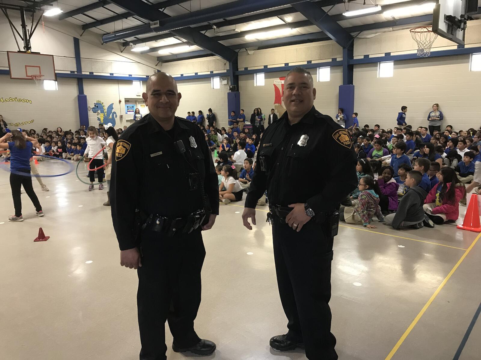 Heroes for Health (San Antonio Police Department)   Nextdoor