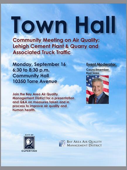 Sep 16 · Lehigh Cement Plant & Quarry Air Quality Meeting