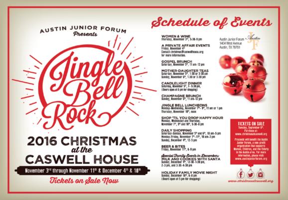 Nov 5 Gospel Brunch Austin Junior Forum Presents Christmas At The Caswell House Nextdoor