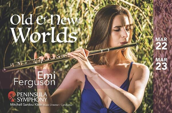 Mar 22 · Top 10 Classical Billboard flutist Emi Ferguson