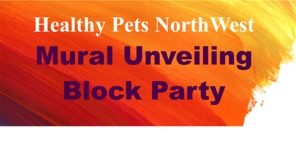 Oct 4 Healthy Pets Northwest Mural Unveiling Block Party Nextdoor