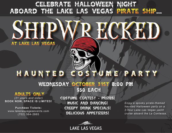 Oct 31 · Celebrate Halloween Night Aboard The Lake Las Vegas
