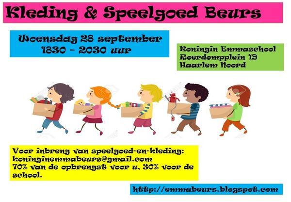 Kinderkleding Haarlem.28 Sep 2016 Speelgoed En Kinderkleding Beurs Nextdoor