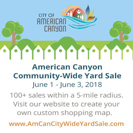 Citywide Yard Sale Weekend is Here! (City of American Canyon