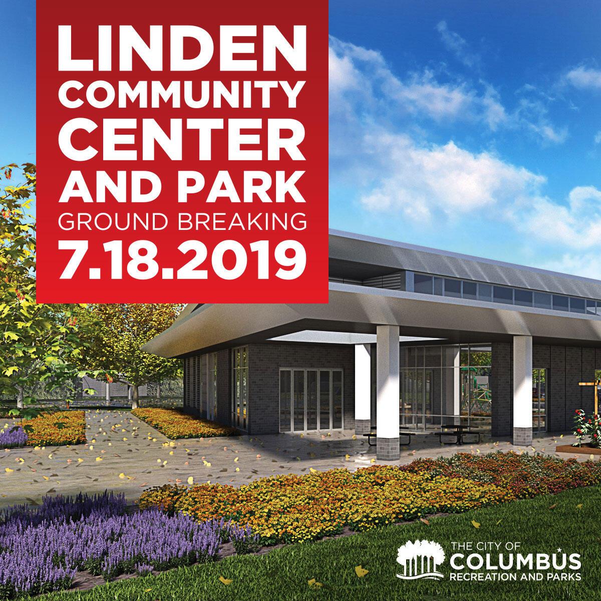 Linden Center Post