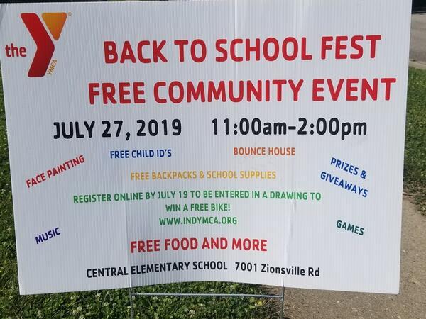 Jul 27 · FREE School Supplies at Back to School Fest! — Nextdoor