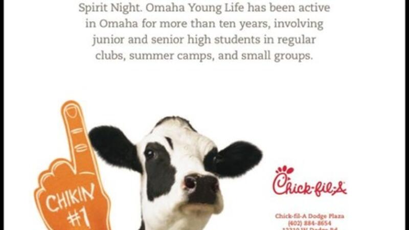 Apr 18 · Young Life Omaha Spirit Night — Nextdoor