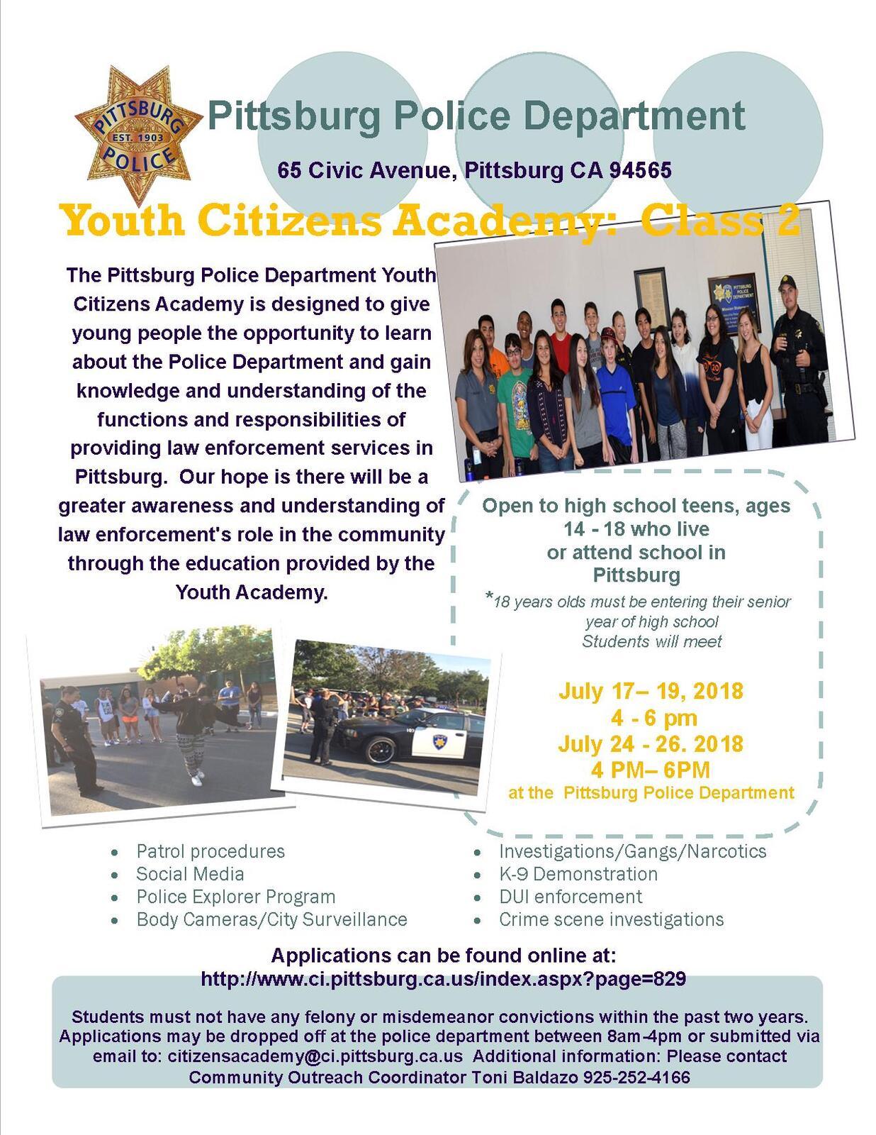 Excellent idea. teen outreach coordinator job opening message