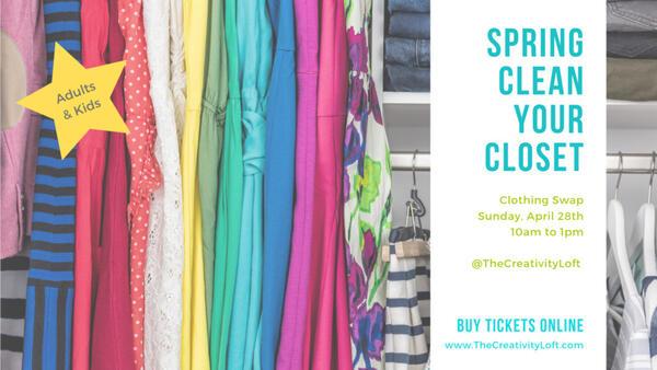 Apr 28 · Clothing Swap! — Nextdoor