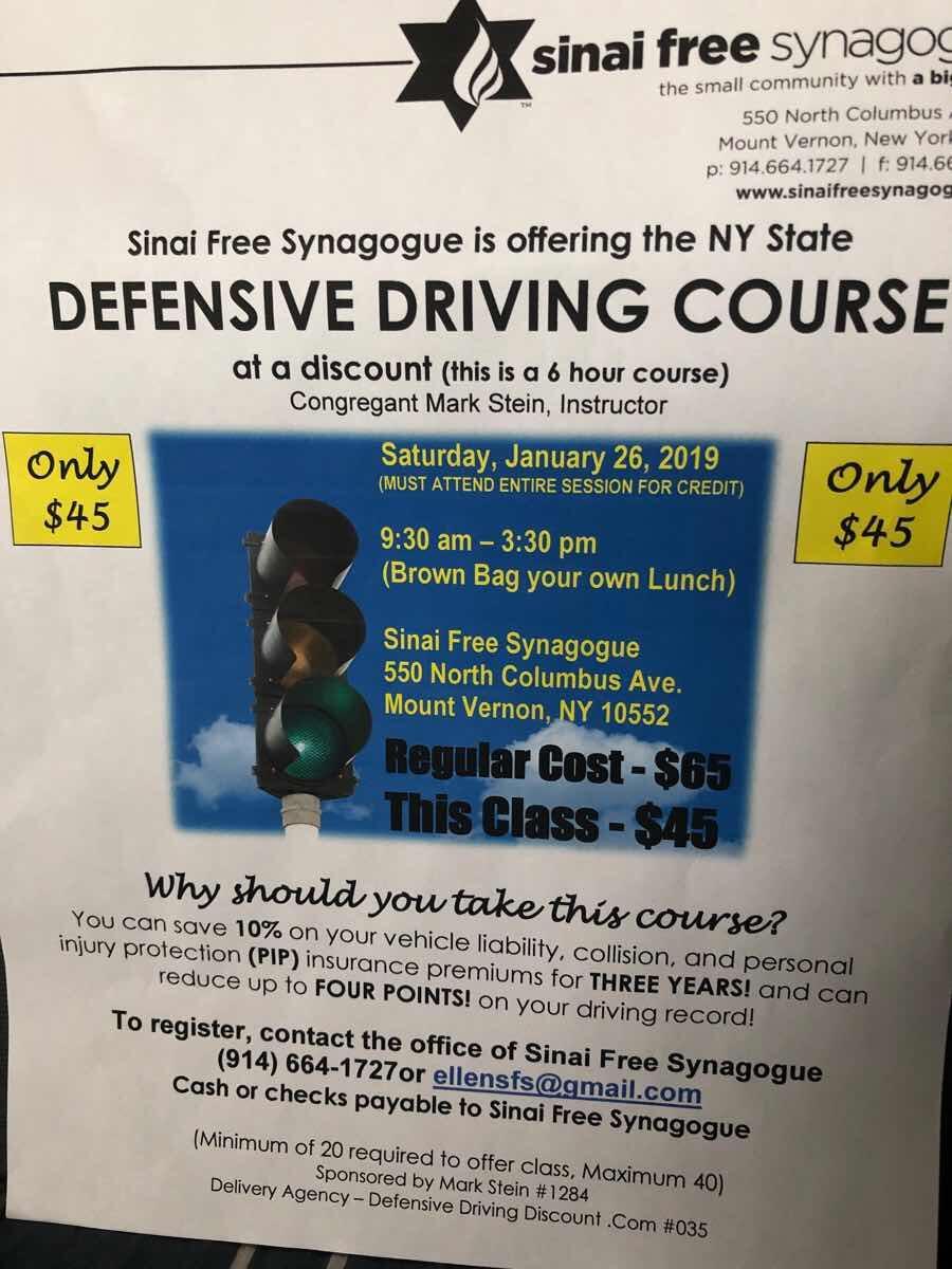 Jan 26 · Defensive Driving Class — Nextdoor