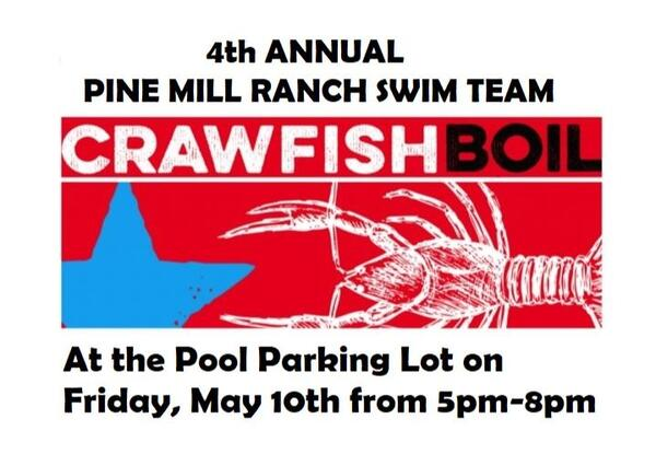 May 10 · Crawfish Boil and Food Trucks fundraiser for Pine Mill