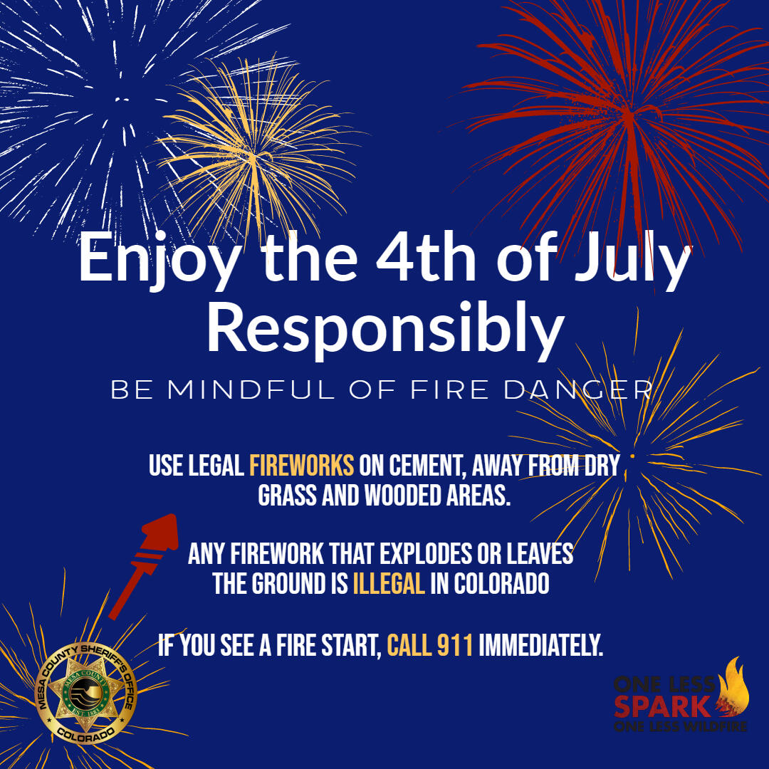 No fire restrictions for July 4th, fire danger still a
