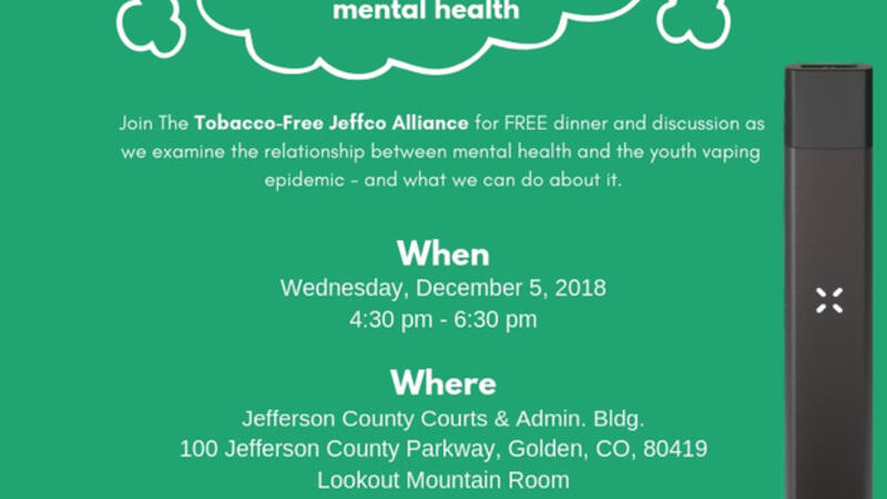 Dec 5 Exploring Youth Substance Use And Mental Health Nextdoor